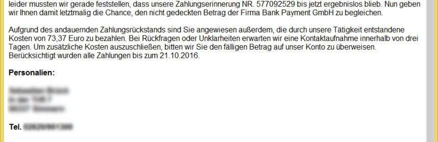 Online Banking Trojaner Vorsicht E Mail Part 10