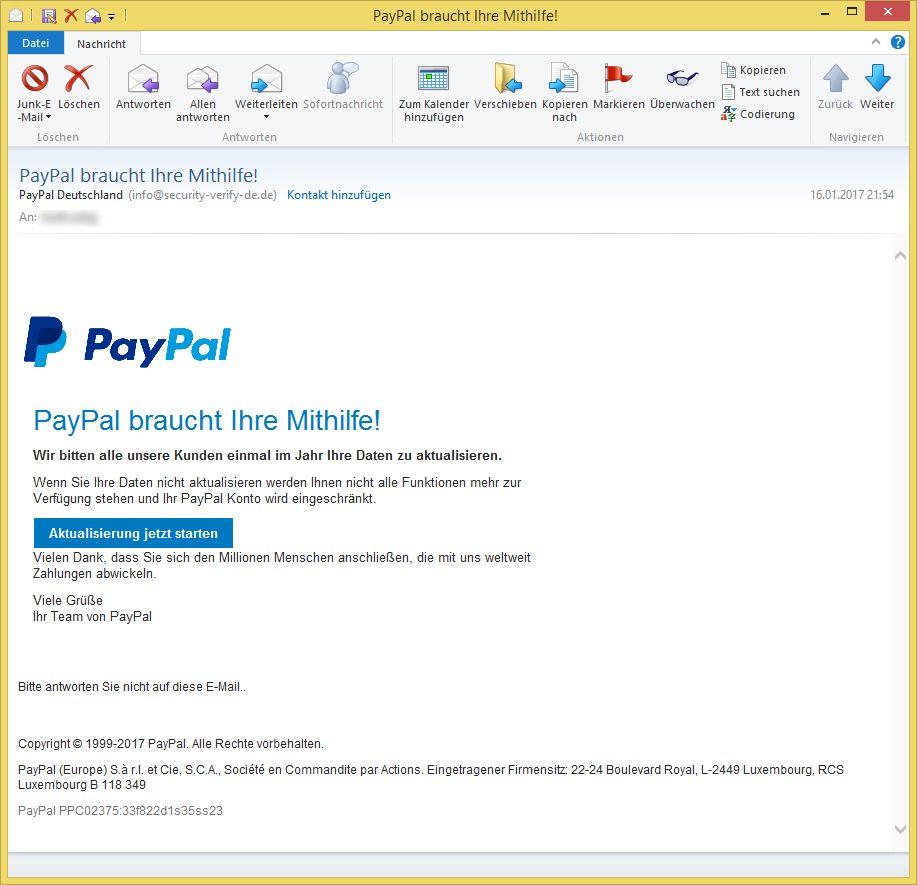 Von Paypal Zu Paypal
