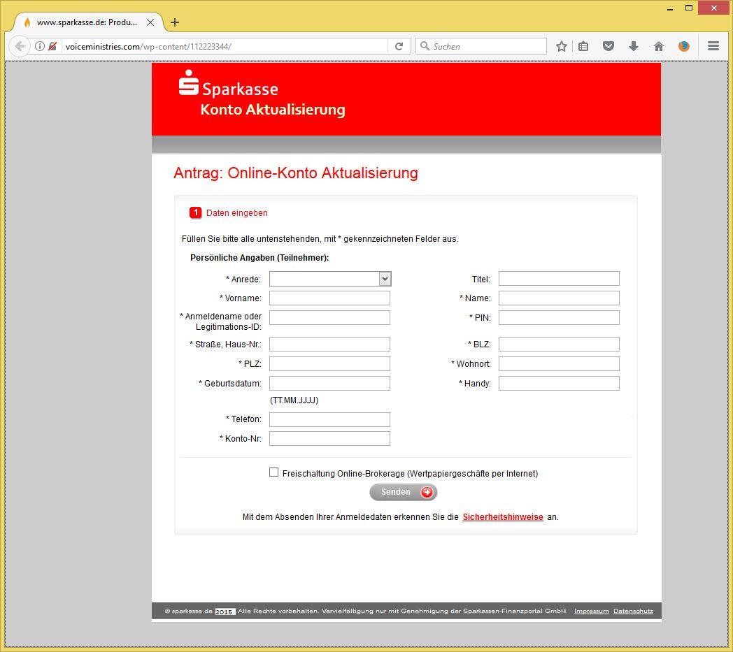 sparkasse online überweisung zurückbuchen