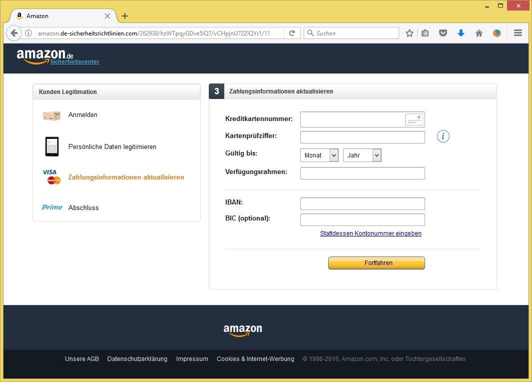 Nachricht Von Ihrem Amazon.De Kundenservice