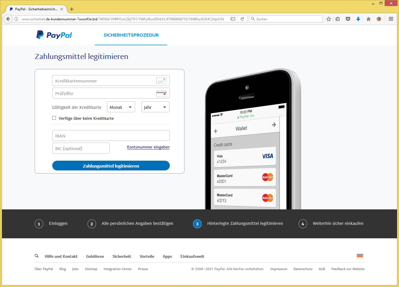 Paypal Service Team