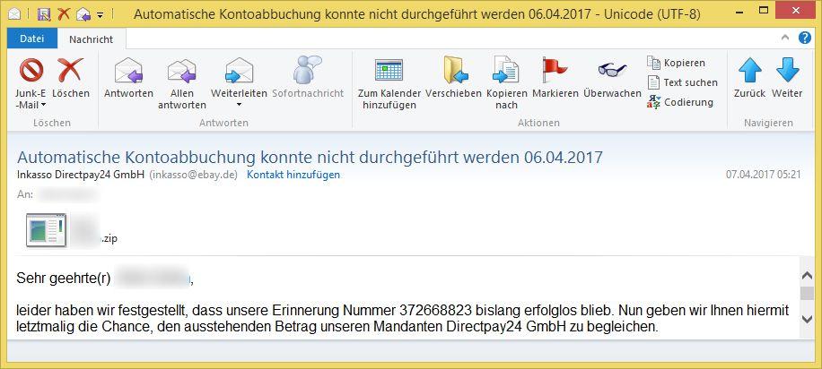 Directpay24 Amazon