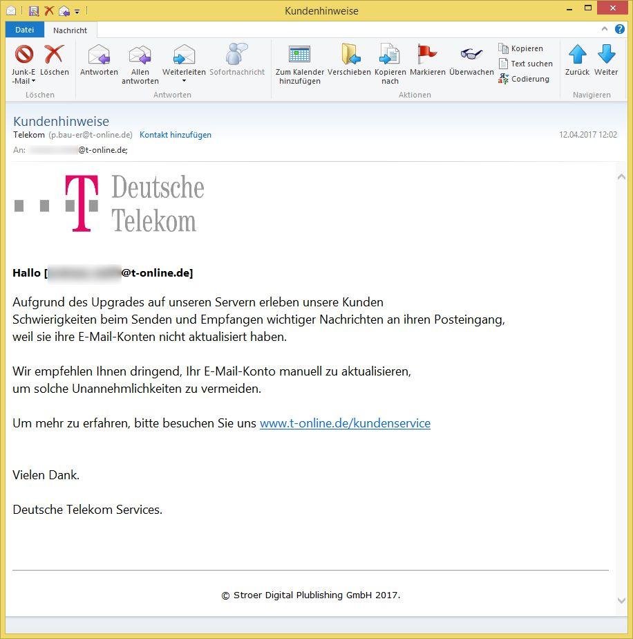 Nett Unaufgefordert E Mail Betreffzeile Bilder - Beispiel Business ...