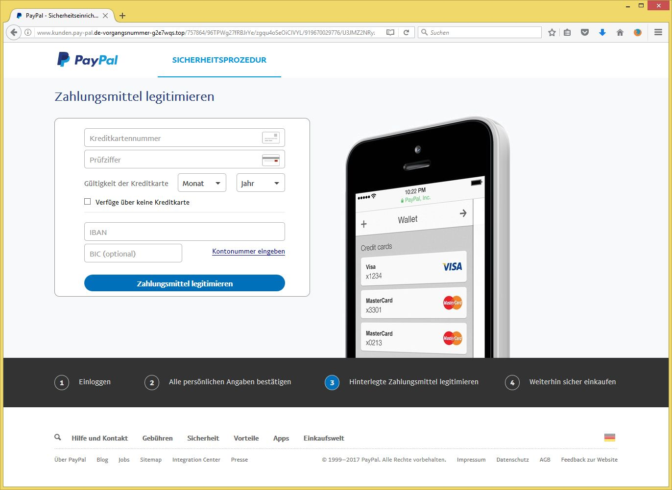 Paypal Berlin AdreГџe