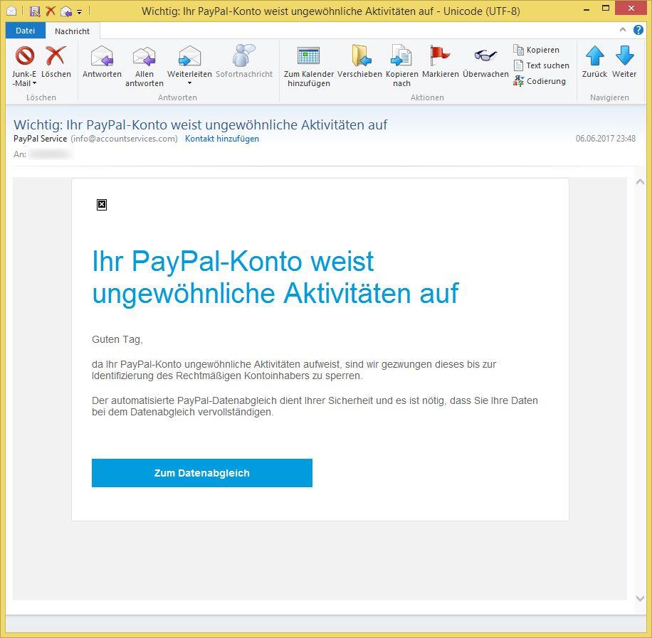 Paypal Auf Konto Гјberweisen