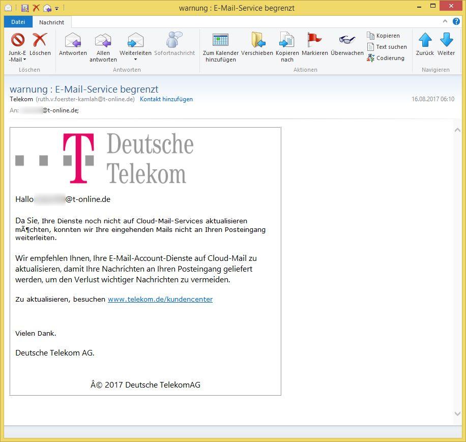 E-Mail Telekom
