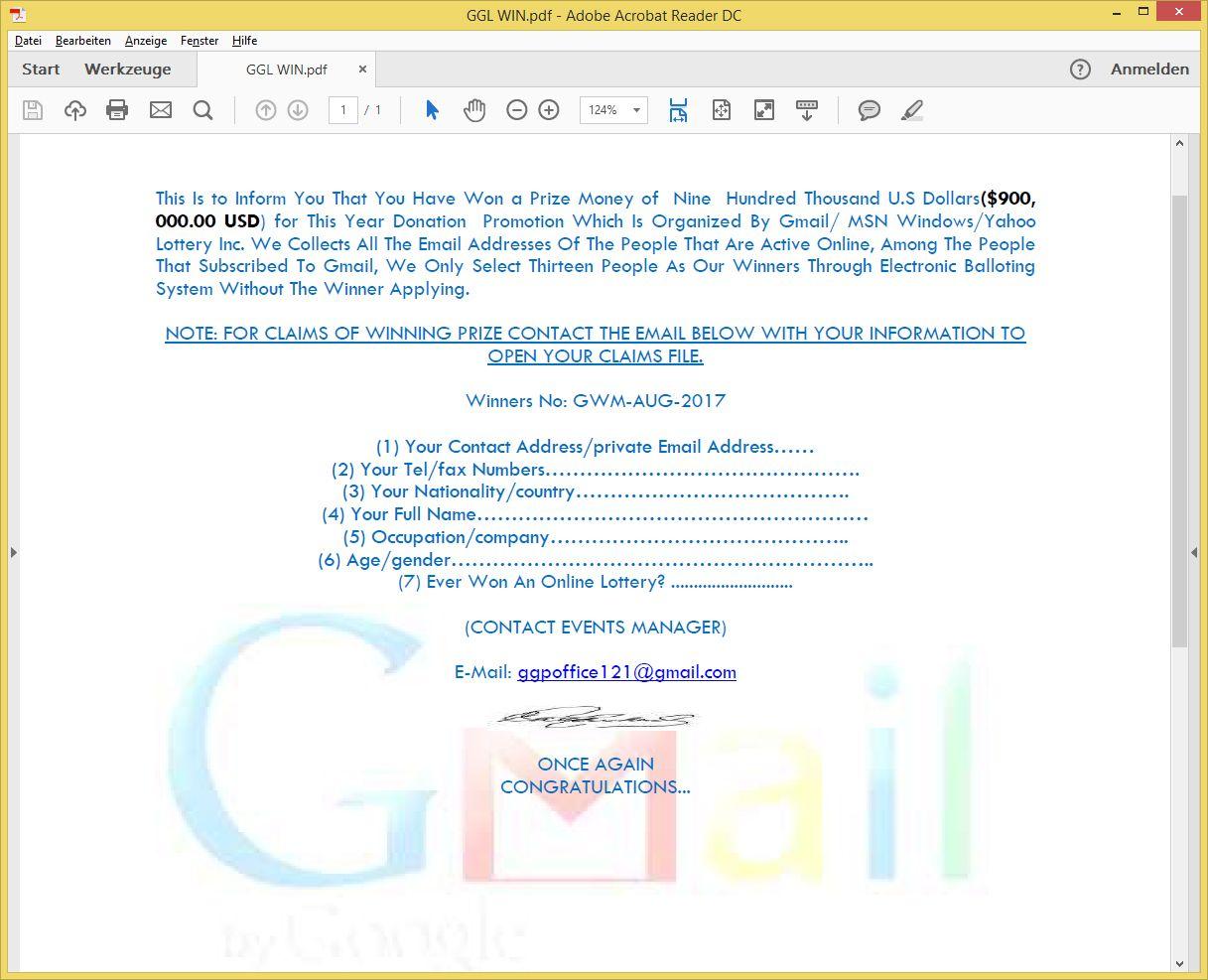 Google Mail Msn Windows Und Yahoo Verlosen Gemeinsam