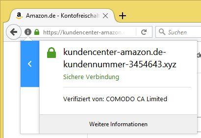 Amazon kundennummer finden