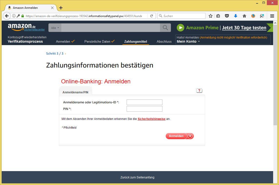 autorisierung fehlgeschlagen kreditkarte