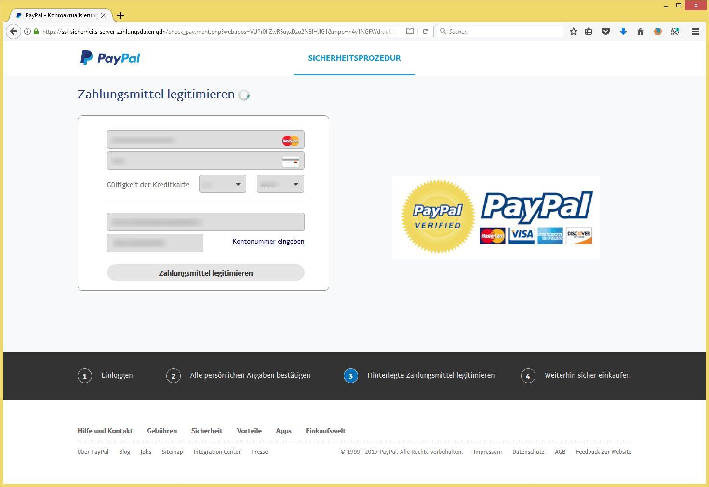 Pay Pal Deutsch