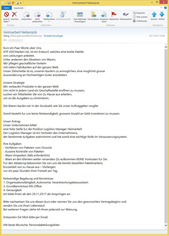 Schön E Mail Format Zum Senden Von Lebenslauf An Hr Zeitgenössisch ...