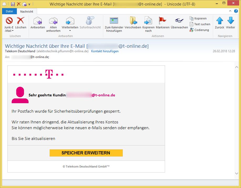 email login t online de