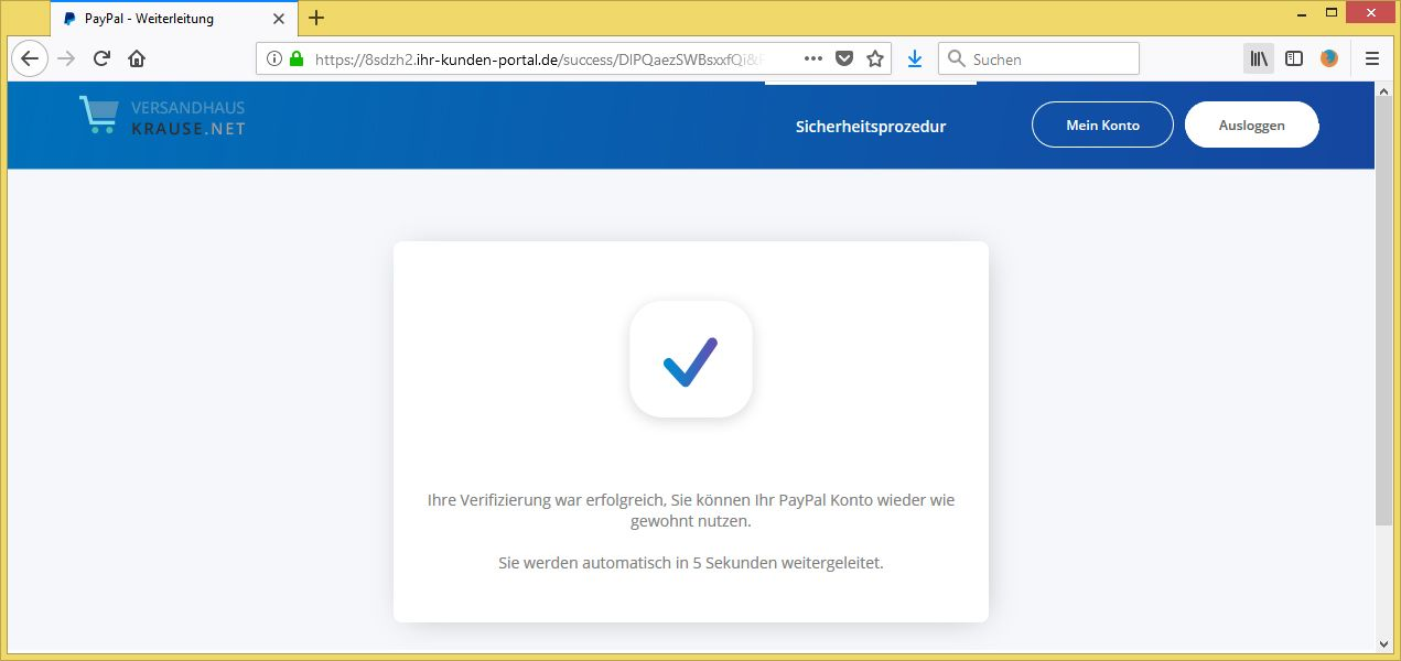 paypal konto öffnen