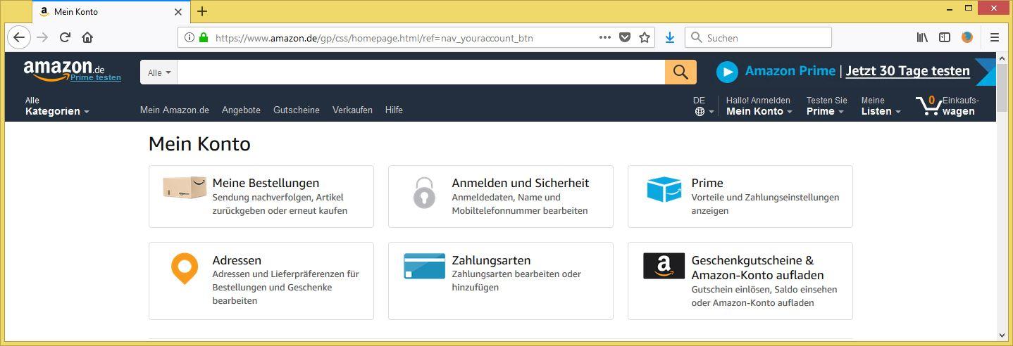 e mail adresse bei paypal ändern