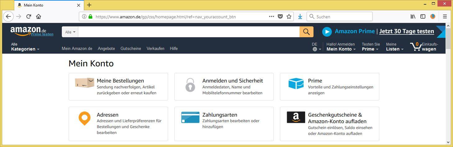 verifizierung ihres kontos von am z n d info ist phishing vorsicht e mail. Black Bedroom Furniture Sets. Home Design Ideas