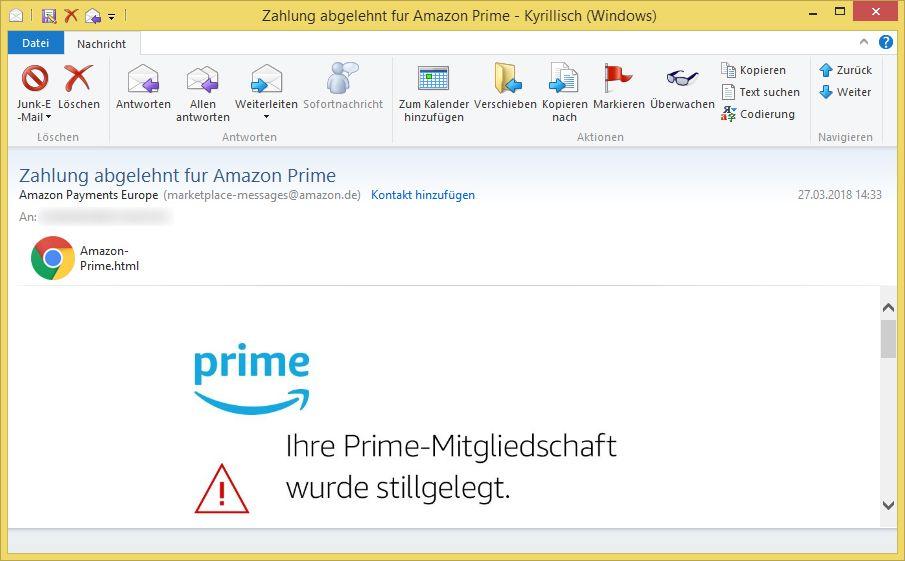 Amazon Zahlung Abgelehnt Bankeinzug