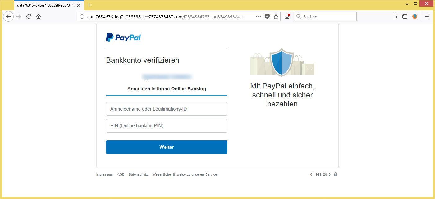 Paypal Handynummer Verifizieren