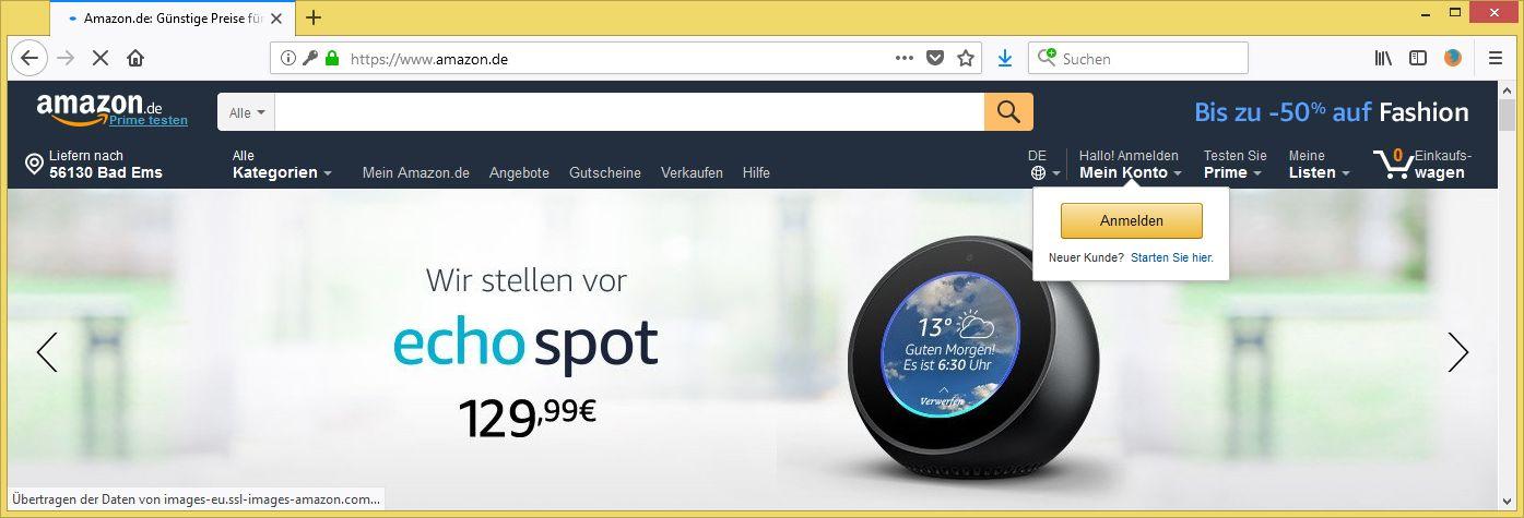 Amazon Ihre Mithilfe Ist Erforderlich