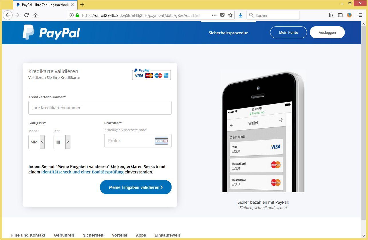 Empfehlenswert ist es, mit einer aufladbaren Kreditkarte online zu bezahlen. Falls doch einmal etwas schiefläuft und Unbefugte die Kreditkartendaten missbrauchen, dann kann wenigstens nur soviel verloren gehen, wie auf der Kreditkarte zur Verfügung steht.