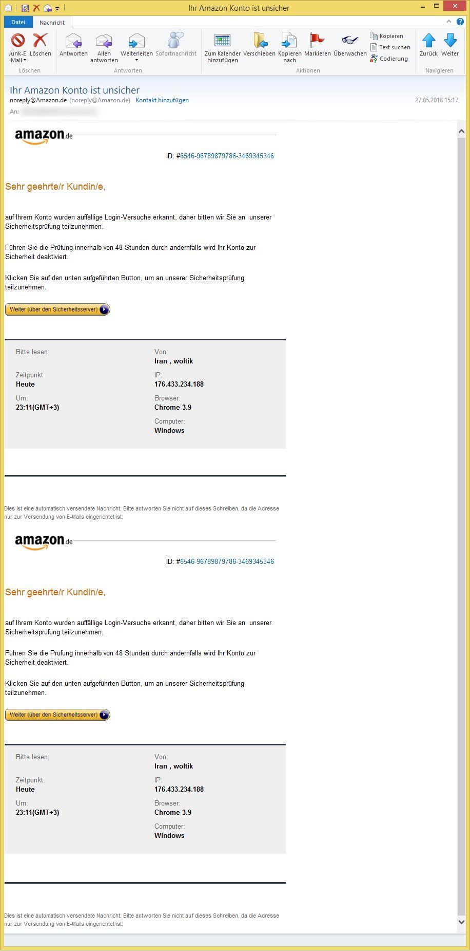 No-Reply@Amazon