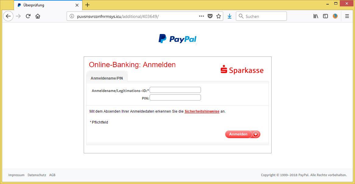 Paypal Konto Sperren LaГџen