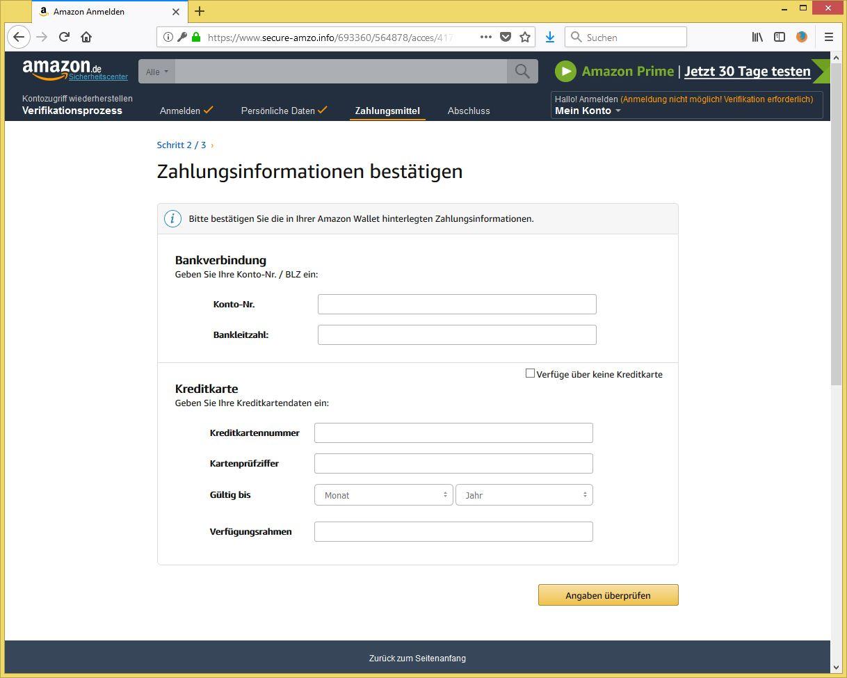 Amazon Kundendienst Telefonnummer