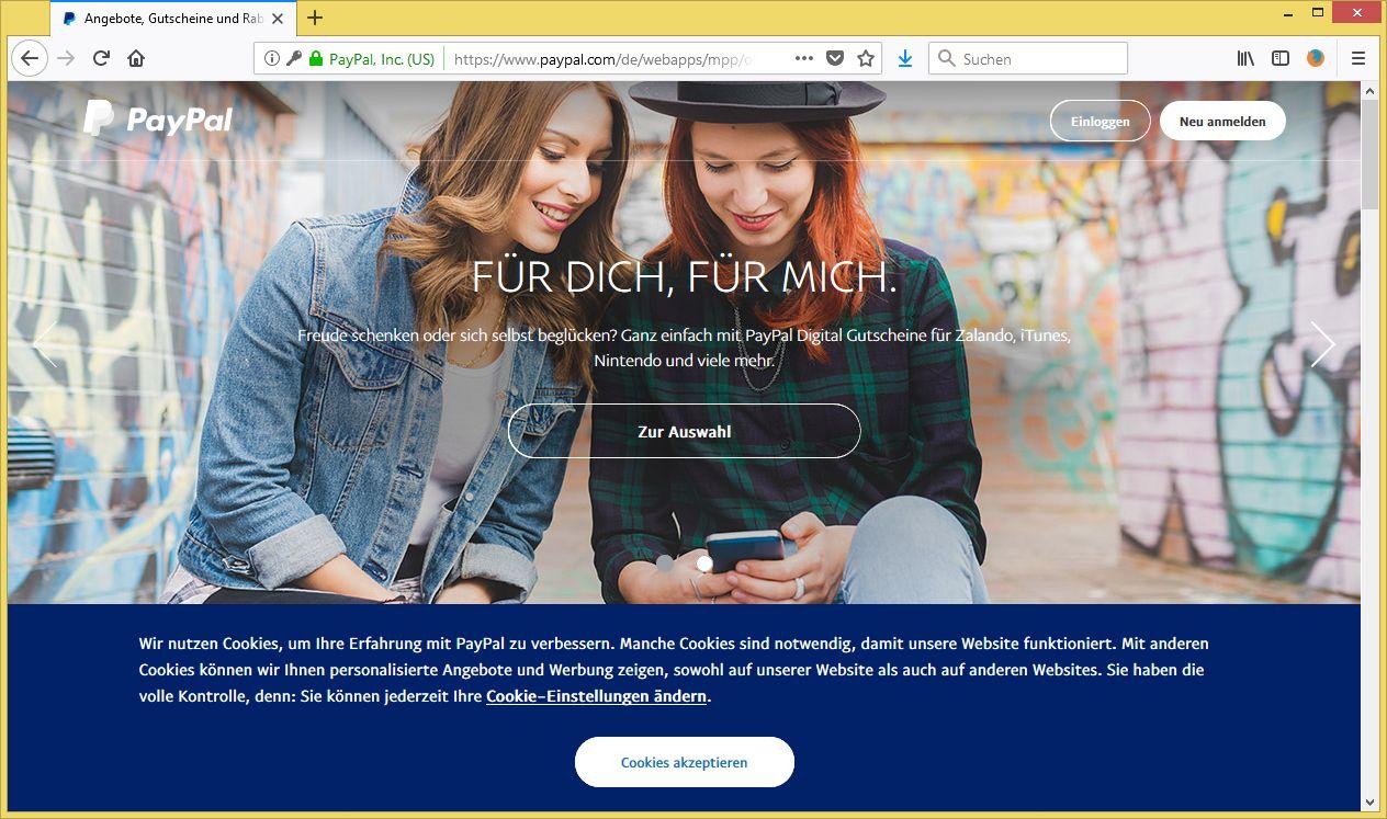 Paypal Acc Löschen