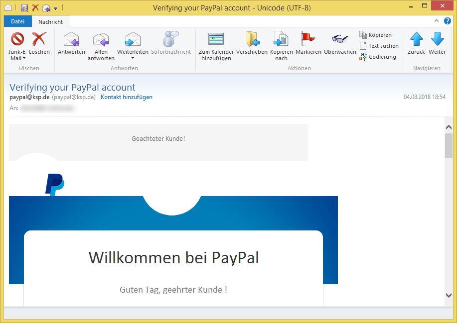 Ksp Paypal