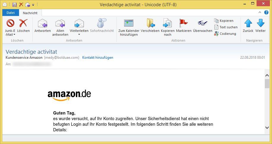 Amazon Kundenservice Uhrzeit