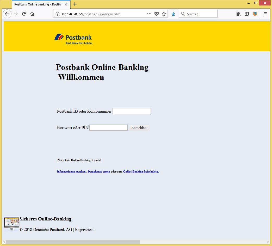 Postbank Niewe Login Von Ing Nl Nv Tgdgkbs Postbank Info De Ist Phishing Vermutlich Ein Man In The Middle Angriff Vorsicht E Mail