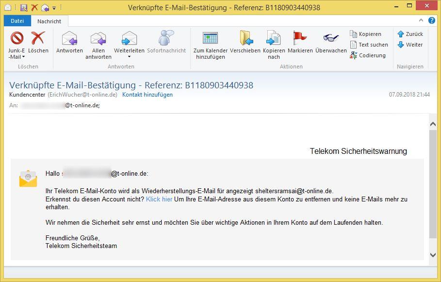 T-online kundencenter e mail login