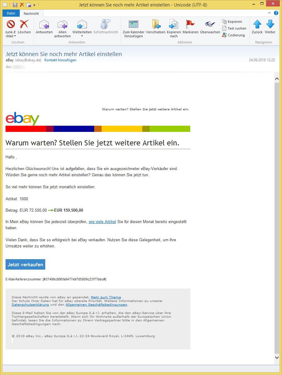 Ebay Kleinanzeigen Einstellungen