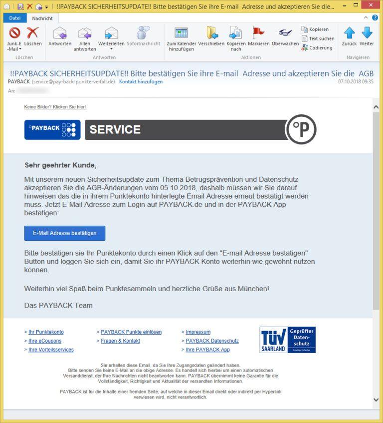 Bestätigen Sie Ihre E-Mail-Adresse