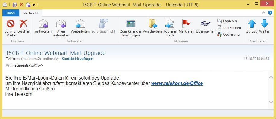 Telekom Email Log In