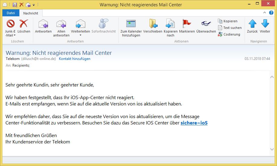 Telekom Email Login Geht Nicht