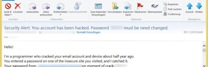 Wie sieht eine englische e mail adresse aus